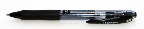 Шариковая ручка uni-ball Laknock SN-100