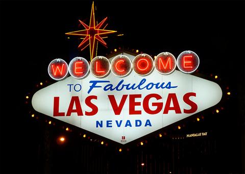 Ручки в Лас-Вегасе