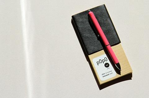 Ручка Franklin Covey (CROSS) 4-in-1 с блокнотом p0p0