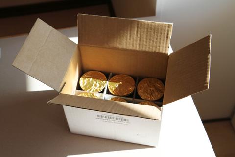 Какао Willies в коробке