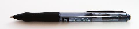 Шариковая ручка uni-ball laknock sn-100(10)