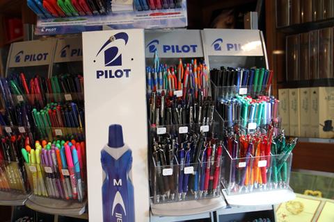Стенды с ручками