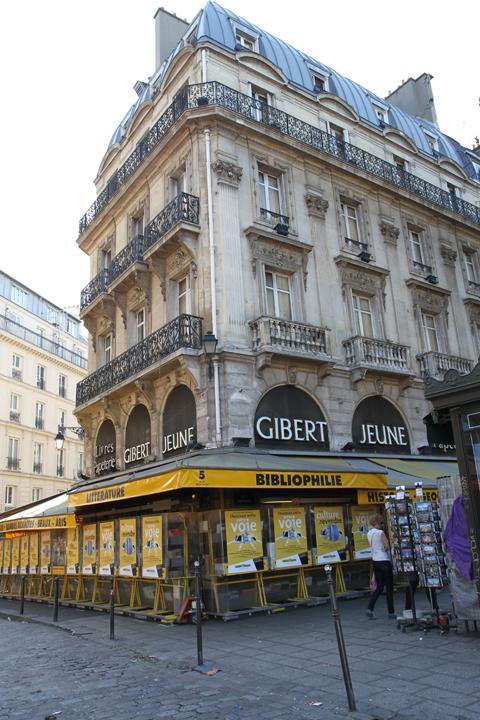 Канцелярский магазин - Gibert Jeune