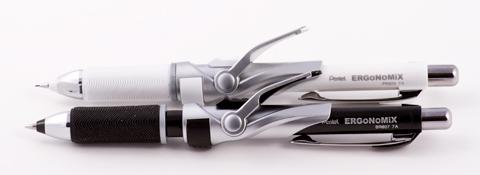 Pentel Ergonomix ручка и карандаш