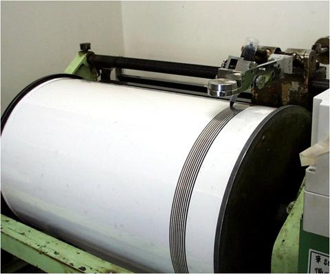 Машина для проверки длины письма ручек