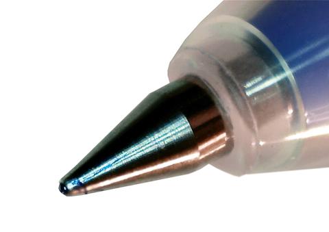 Пишущий узел гелевой ручки MUJI