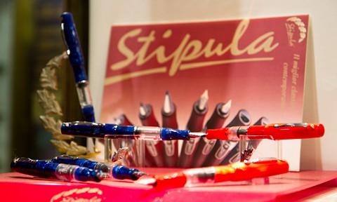 Ручки Stipula