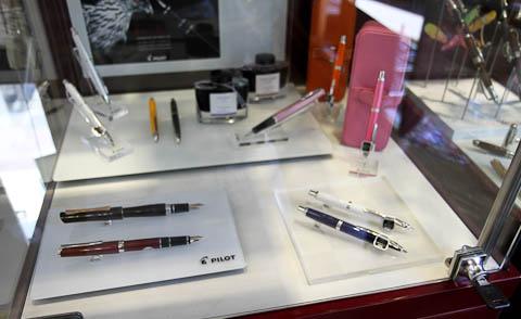 Перьевые ручки Pilot в Монако