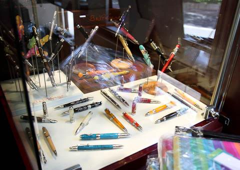 Витрина с ручками Jean-Pierre Lepine