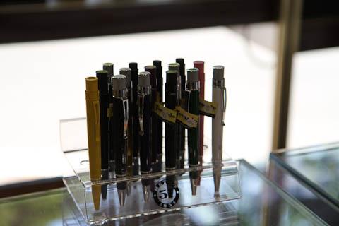 Ручки Retro 51 в Монако