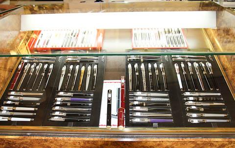 Ручки S.T. Dupont в Монтпелье