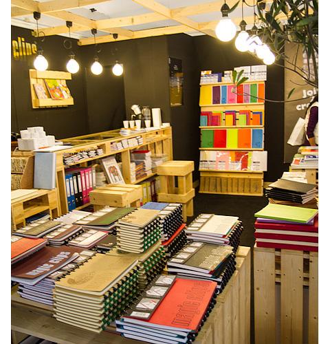Блокноты и тетеради на PaperWorld 2013