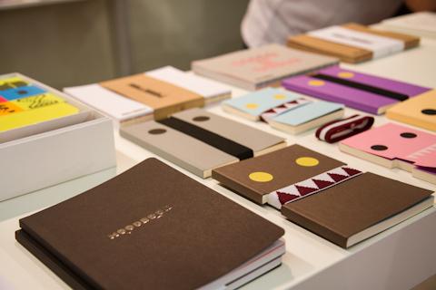 Блокноты на выставке PaperWorld 2013