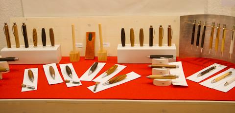 Карандаши и ручки E+M на выставке PaperWorld 2013