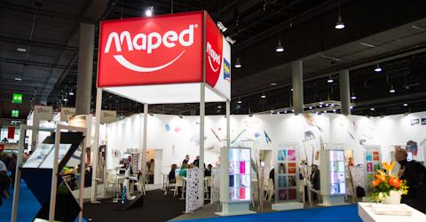 Стенд Maped