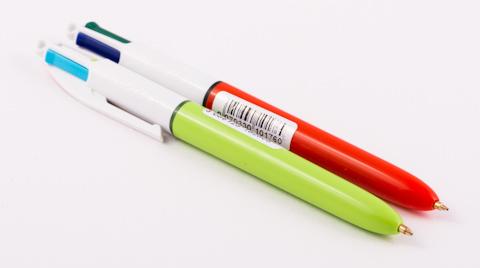 Многофункциональная ручка BIC 4 Color fashion