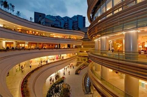 Торговый центр Kanyon в Стамбуле