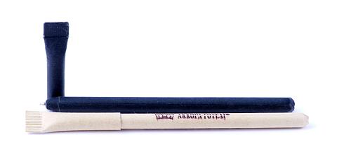 Бумажные ручки (белая и черная)