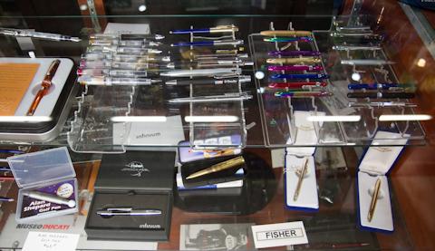 Ручки Fischer