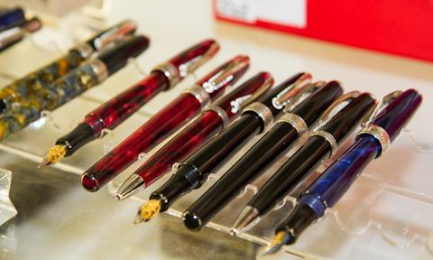 Австралийские ручки Curtis